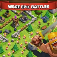 Download Clash of Clans for PC /Laptop / Computer Windows XP,7,8/MAC