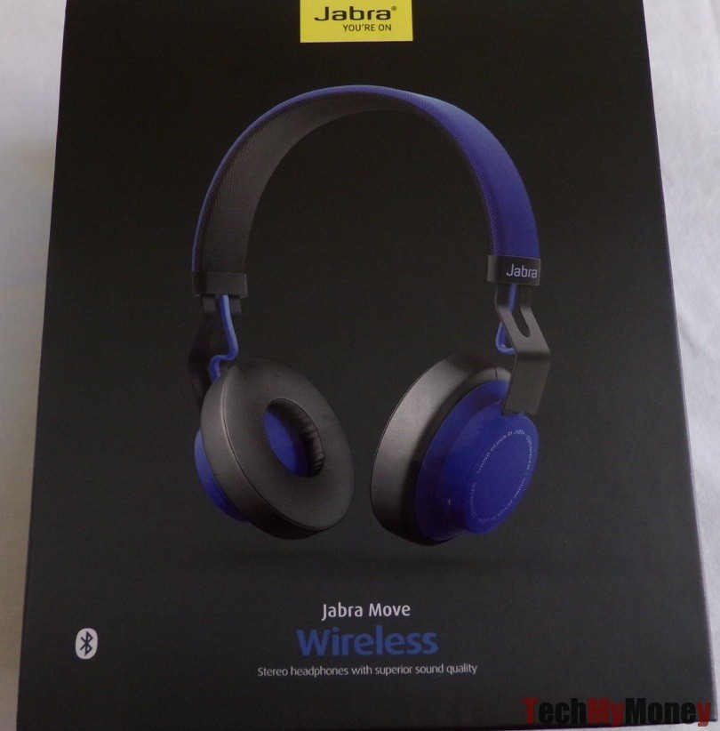 Jabra Move Wireless Bluetooth Headphones Review Tech My Money