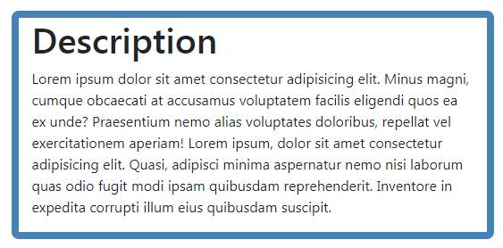 Multiline text without any layout contraints