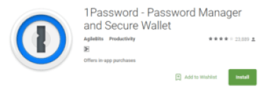 1Password-manager-app-android