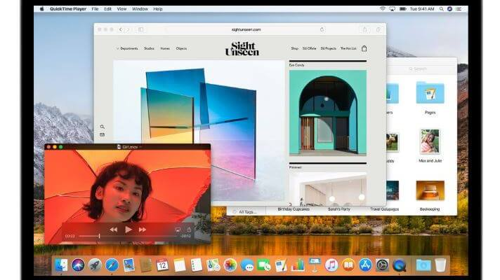 macOS High Sierra come with new Powerful System Technologies