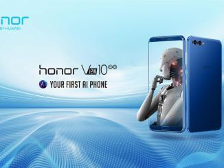 Honor View 10- Your first AI Smartphone | Price & Full Specs