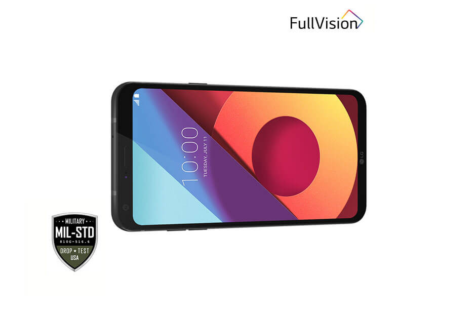LG Q6- Full HD+ FullVision, US Military Standard-810G Certified | Price & Specs