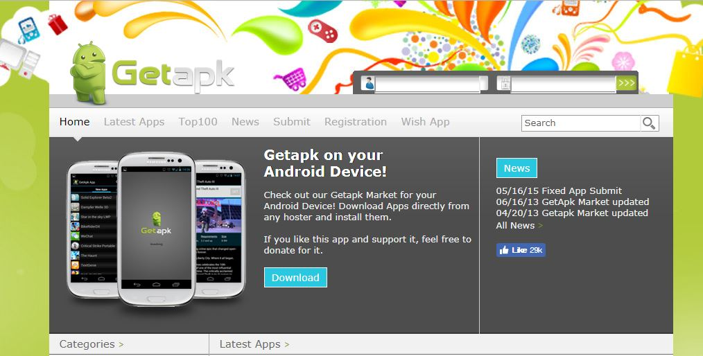 getAPK get android paid apps for free