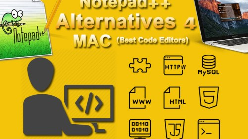 Notepad++ for MAC OS ? Yes / No – Best 8 Notepad++ Alternatives