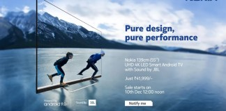 Nokia Smart TV Flipkart