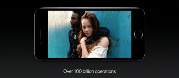 iphone 7 over 100 billion operations