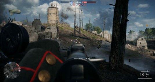 Battlefield 1 screen shot 2