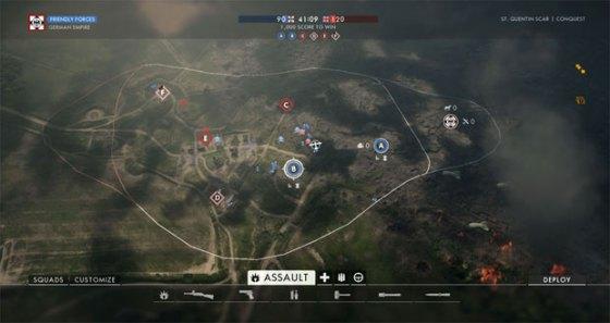Battlefield 1 screen shot 1