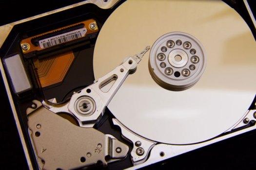 computer hard disc