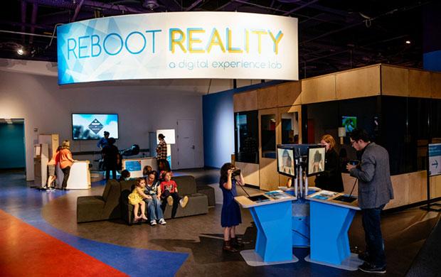 reboot reality