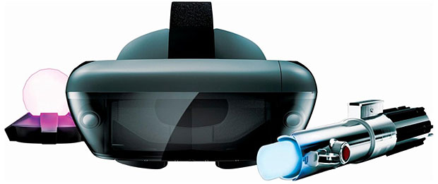 Lenovo's Star Wars: Jedi Challenges AR Headset