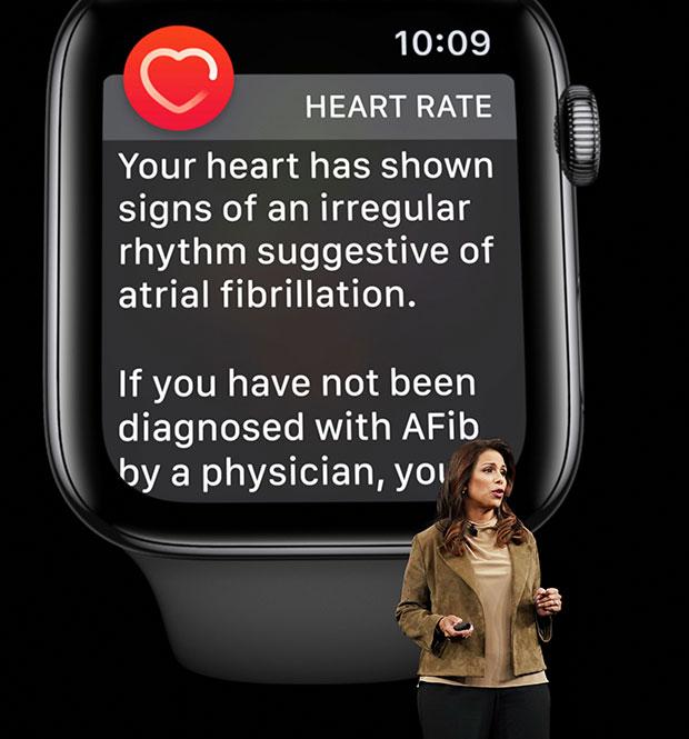 Studii de sănătate Apple Keynote Sumbul Desai