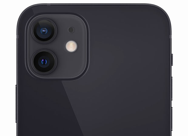 iPhone 12 and 12 mini dual-camera system