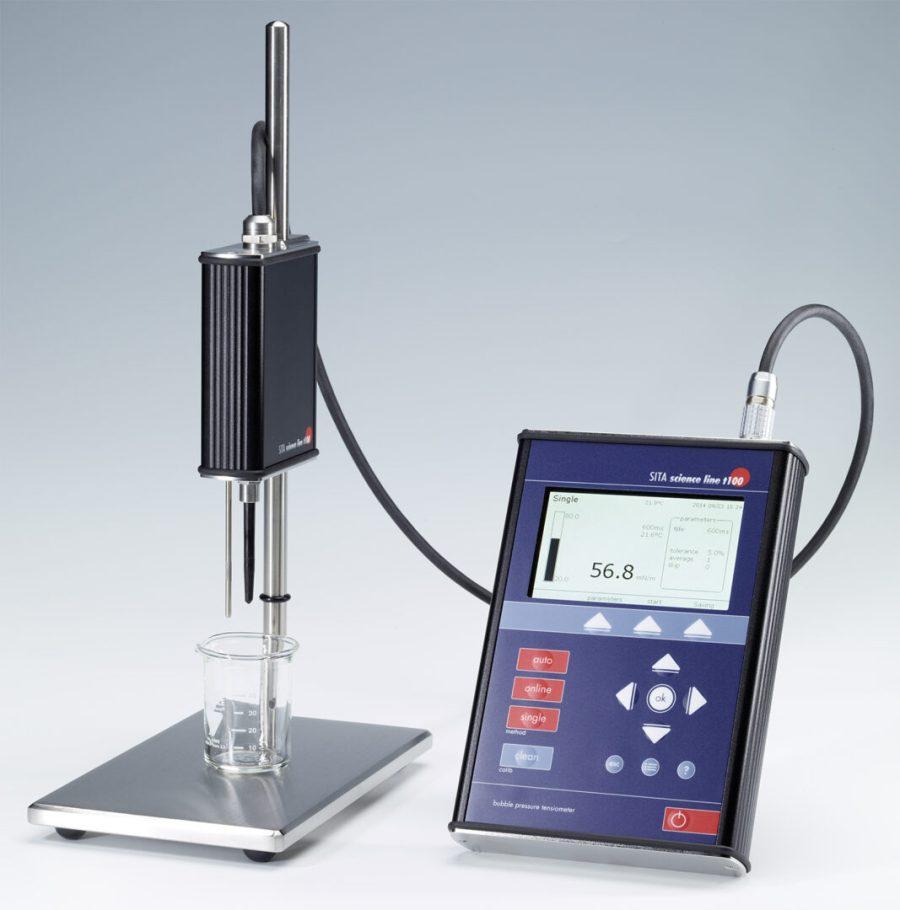 SITA Bubble Tensiometer scienceline t100