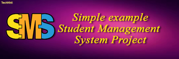 Student Management System Project (C Language)