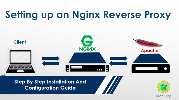 Setting up an Nginx Reverse Proxy