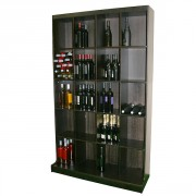 presentoir bouteilles de vin
