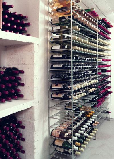 meuble de rangement pour vin