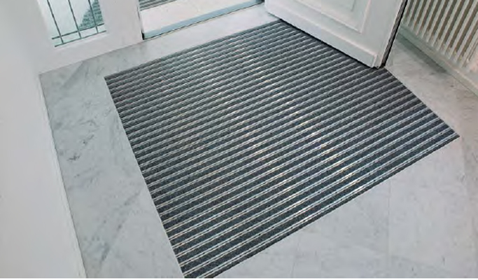 tapis d entree antisalissure pour usage