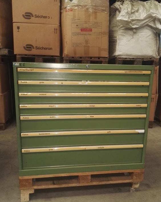 armoire de rangement atelier occasion