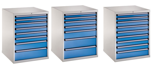 armoires d atelier a tiroirs