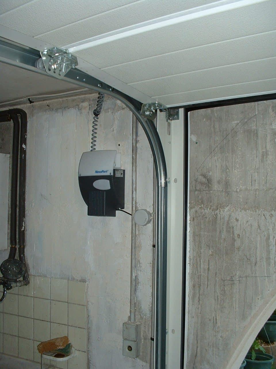 Moteur Pour Porte Sectionnelle Garage Aubagne Technic