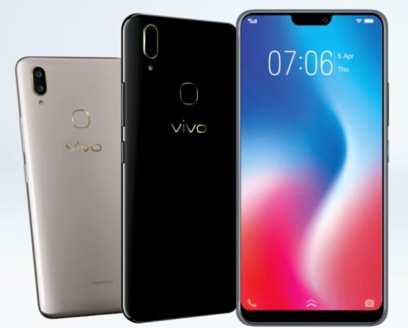 Vivo V9 colors options