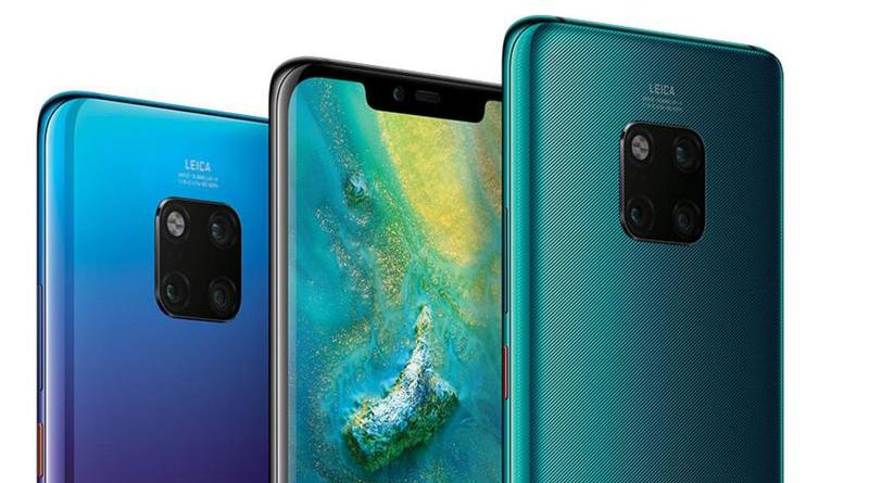 Huawei Mate 20 Pro, Mate 20 and Mate 20 X launched with some new cool features