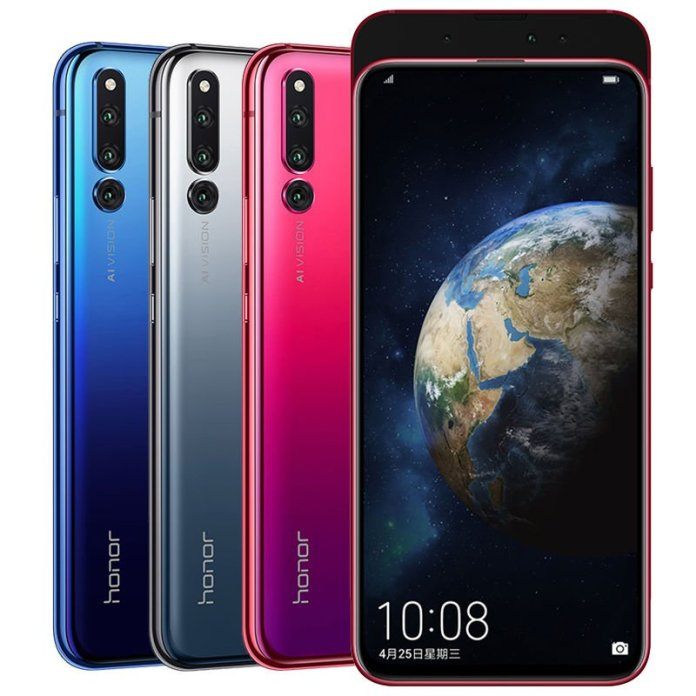 Honor Magic 2 color