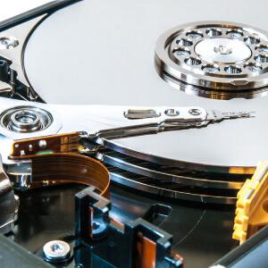 パソコンのデータ復旧