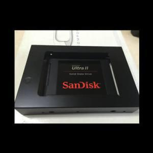 FusiondriveのHDDからSSDの交換