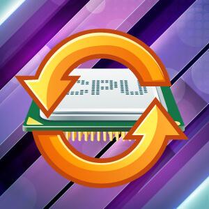 CPU交換