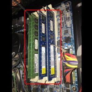 パソコンのメモリを増やすなら岡崎のテクニカルクラスターへ