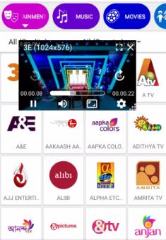 Free Tv Channels App-Niazi Tv