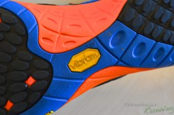 Vibram® Road Glove sole