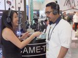CAME-TV WEARO headset
