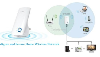 how to setup a home wireless network technig 5 steps to secure your home wireless network