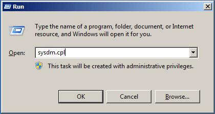 Windows Run