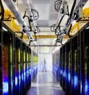 Google Data center Network Room