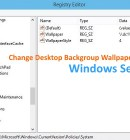 Change Desktop Background using Group Policy - Technig.com