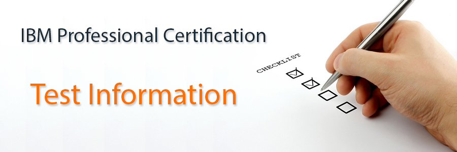 IBM Information Certification Road-Map