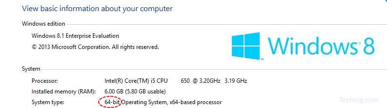 Computer Properties - Technig