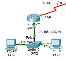 Configure OSPF Routing
