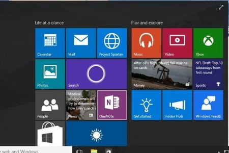 Download Windows 10 Insider Preview Build 10074 - TECHNIG