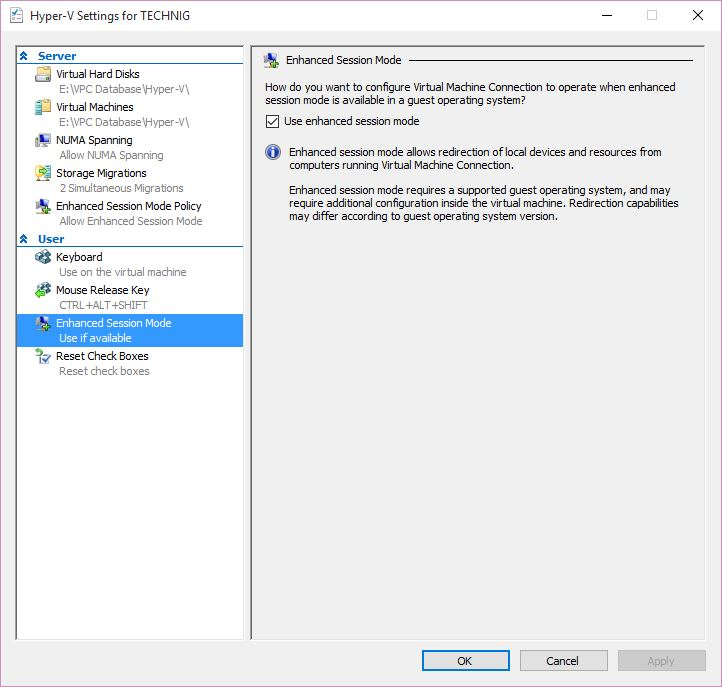 How to Transfer Files to Hyper V Virtual Machines