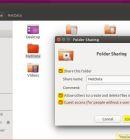 Share File Between Ubuntu and Windows