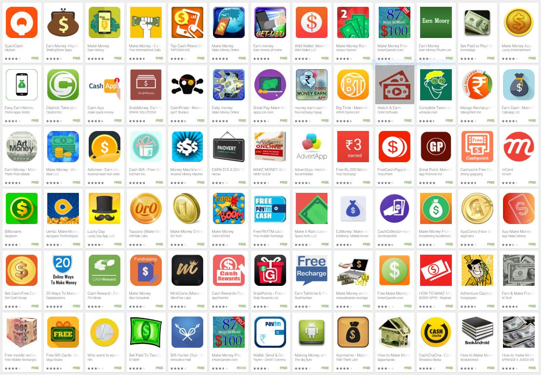 Top Best Make Money Apps You Can Earn with Your Mobile - TECHNIG