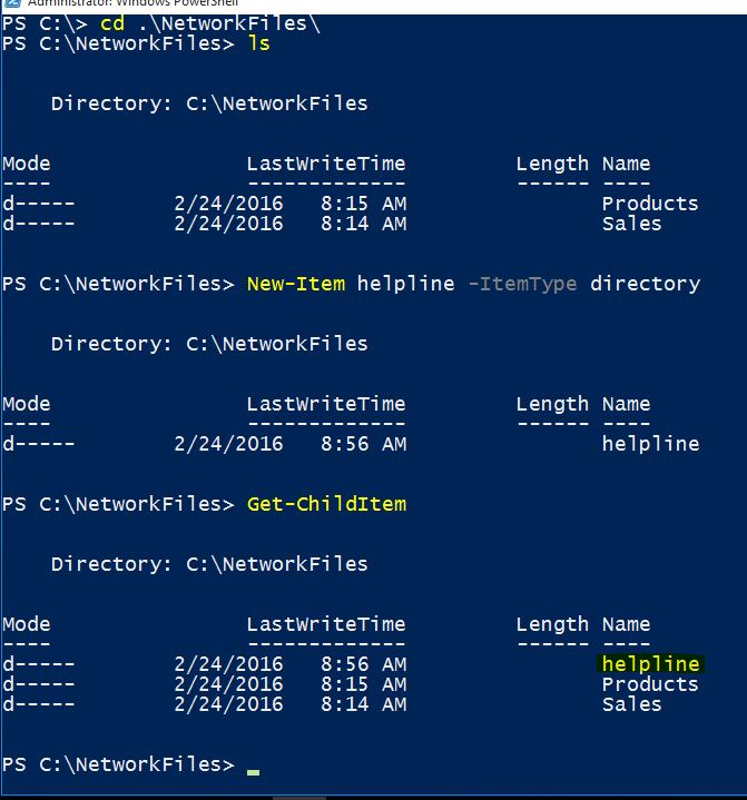 Translating the Citrix StoreFront console to PowerShell
