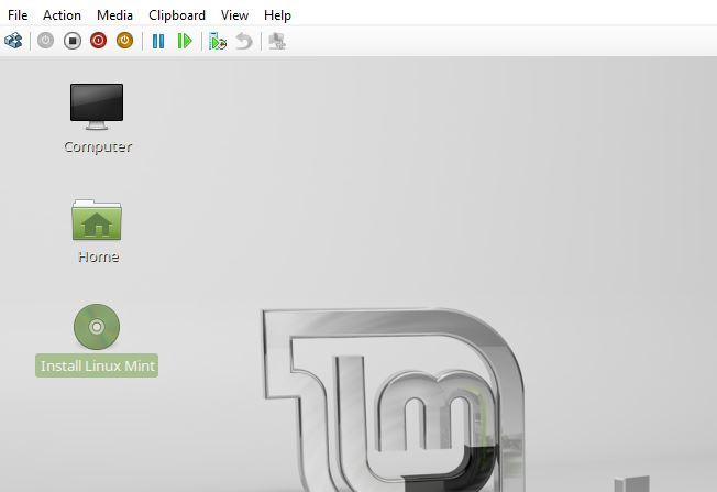 Install Linux Mint on Hyper-v - Technig